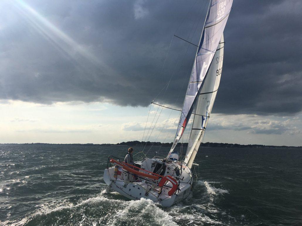 Clarisse Crémer - Pogo 3 - La Trinité sur Mer