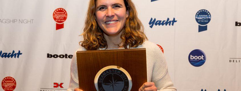 Clarisse Crémer - Seamaster award - Delius Klasing/L. Loos