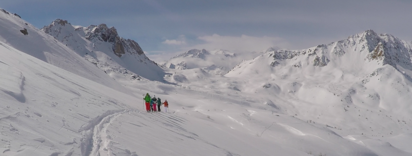 Séjour Marin des Cimes au Féminin - Refuge Buffère - Névache - Hautes Alpes