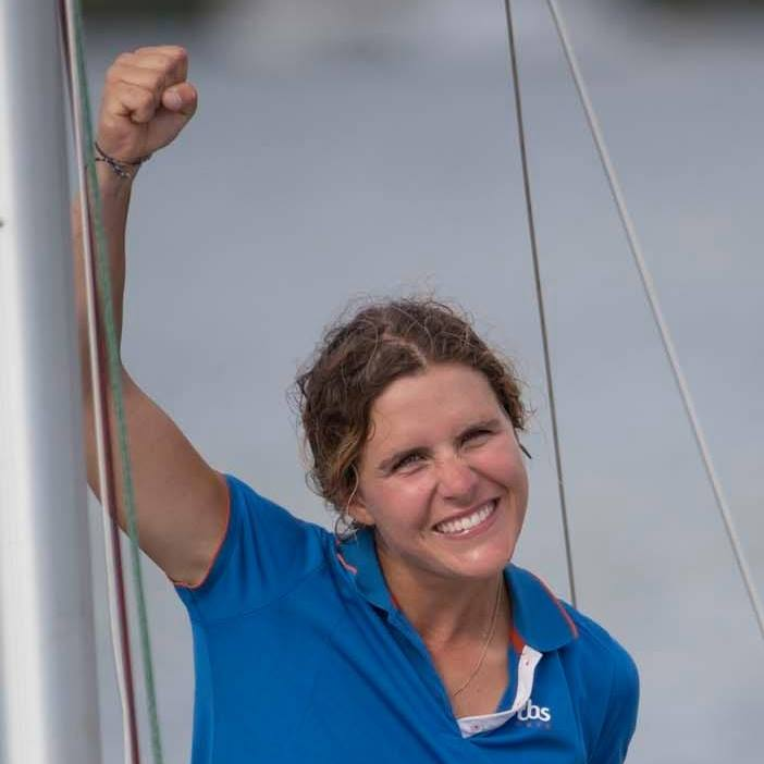 Clarisse Crémer - Mini Transat 2017 - Pierre Bouras Photo
