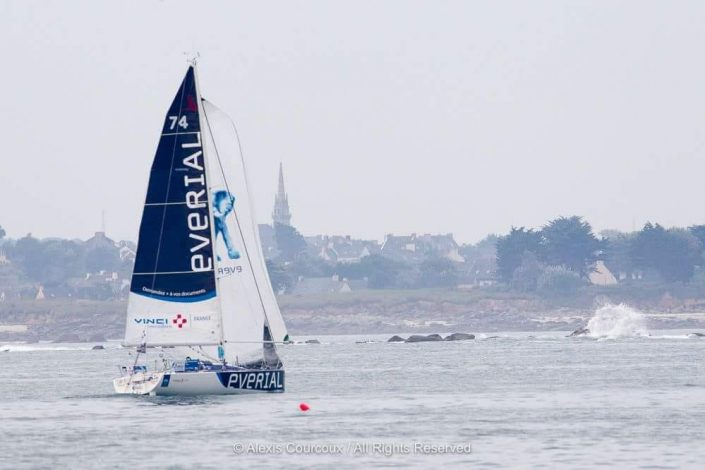 Solitaire du Figaro - Everial